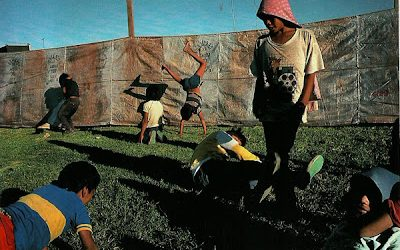 Alex Webb y National Geographic: año 1992