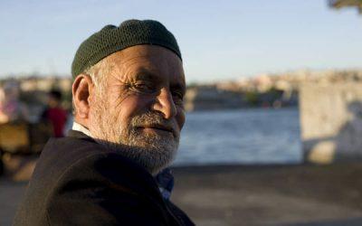 El hombres que se me acercó en Estambul