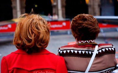Los peinados en Asturias