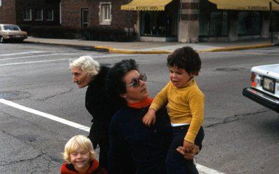 Vivian Maier en color